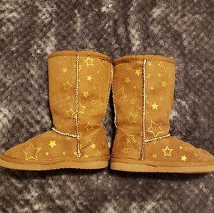 Toddler Airwalk boots size 8